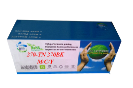 Hộp Mực in laser màu HKC 270 - Cartridge TN 270 B/M/C/Y Color Laser (Brother : HL3040CN/3070CW, MFC9010CN, 9320 )