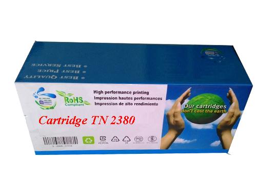 Hộp mực in laser HKC TN 2380 (Cartridge TN 2380) dùng cho Máy in Brother HL-L2300 L2300D L2340 L2340DW L2360DN L2365DW L2380DW