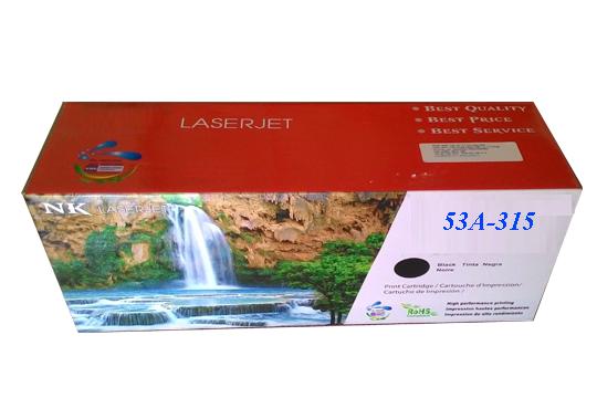 Hộp mực in laser HP 53A – 315 (Cartridge 53A – 315)